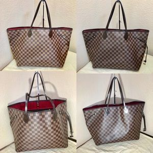❤️Louis Vuitton neverfull Gm damier